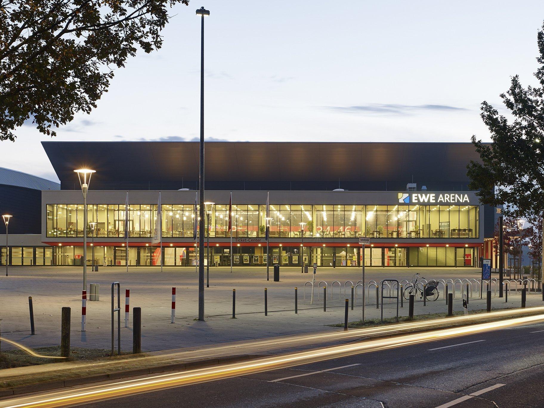 Weser Ems Hallen – EWE Arena